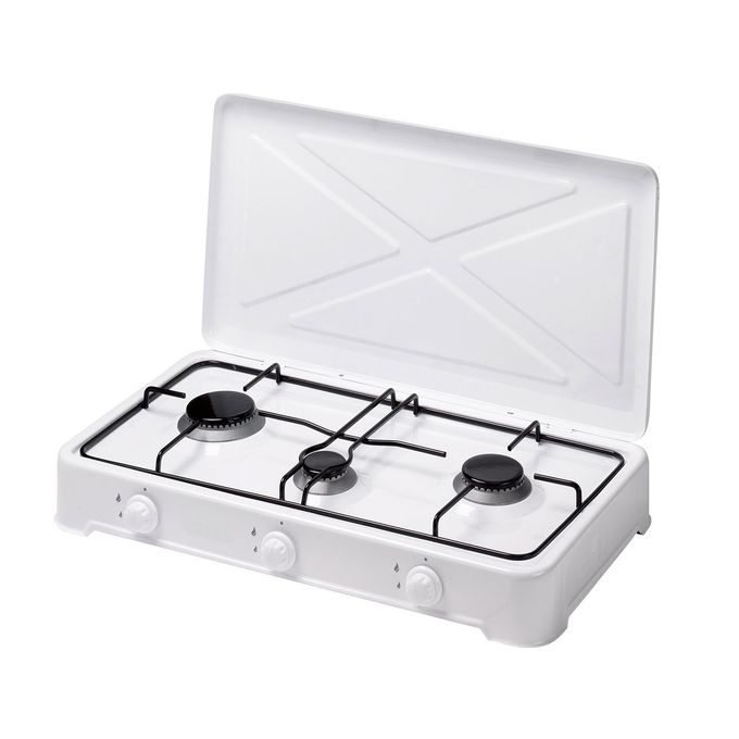 LG Table Top Gas Cooker - 3 Burner - MAXI 300
