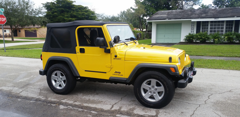 Jeep TJ to JK Wrangler Rims – Smart Enough to DIY