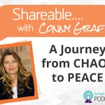 PODCAST: Shareable EP 10 – A Journey From Chaos to Peace With Conny Graf