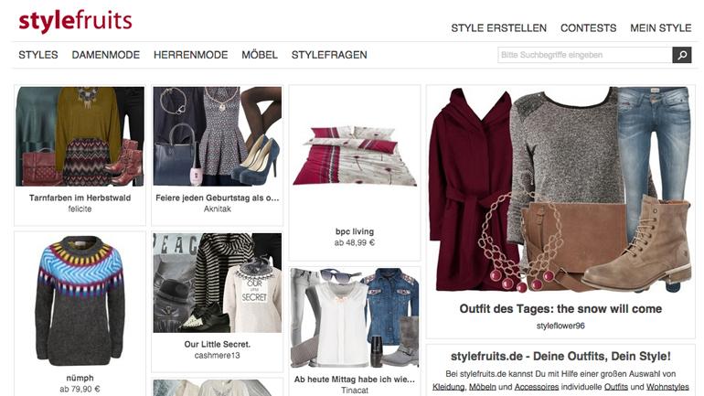 Best Practice: Das Social-Shopping-Portal Stylefruits