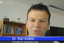 Smarter Service Talk Dr. Kai Hudetz