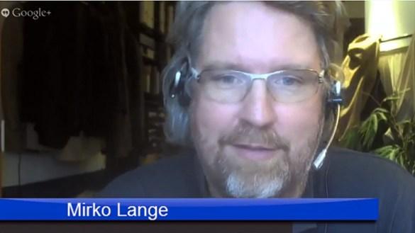 Der ent-täuschte Social Media Prophet @MirkoLange. Mirko Lange im Gespräch mit Bernhard Steimel