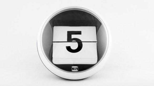 5 Minuten - das Newsformat