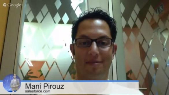 Vernetzung verändert alles! Smarter Service Talk mit Mani Pirouz