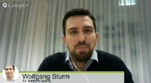 Community Management. Smarter Service Talk mit Wolfgang Sturm, A1.