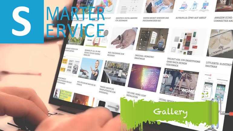 Smarter Service Gallery