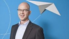 Peter Eck, Vice President of Sales bei Blue Yonder