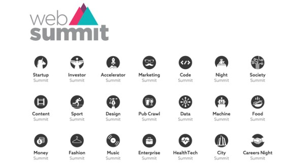 Das war die WebSummit 2015