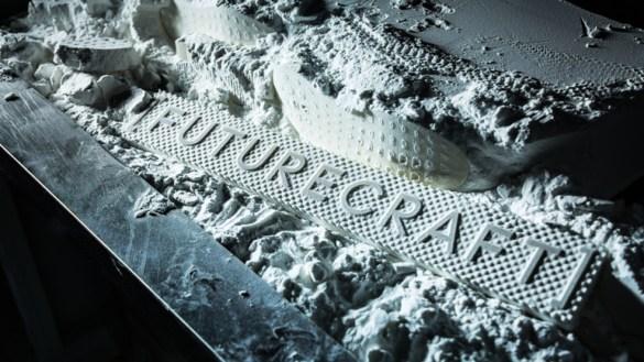 Adidas Speedfactory – Persönliche Laufschuhe aus dem 3D-Drucker