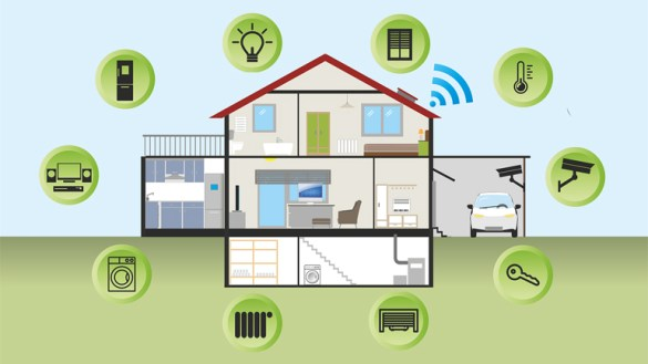 Wachstumspotenziale dank IoT: Smart Home & Building