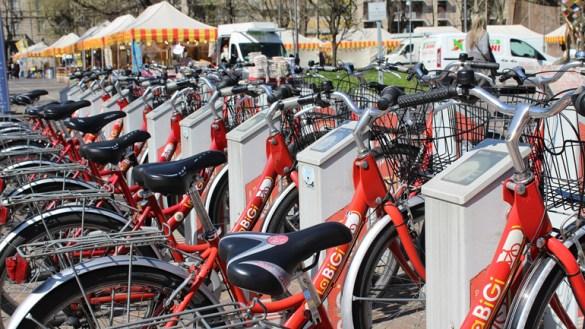 Sharing Mobility – Mobilität teilen: ein nachhaltiger Trend