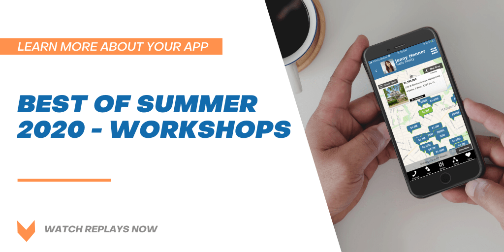 Best Real Estate App Workshops