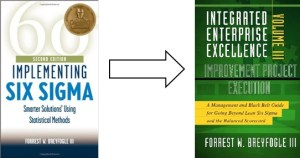 Business management system books and lean six sigma 2.0 books follow-up to Implementing Six Sigma