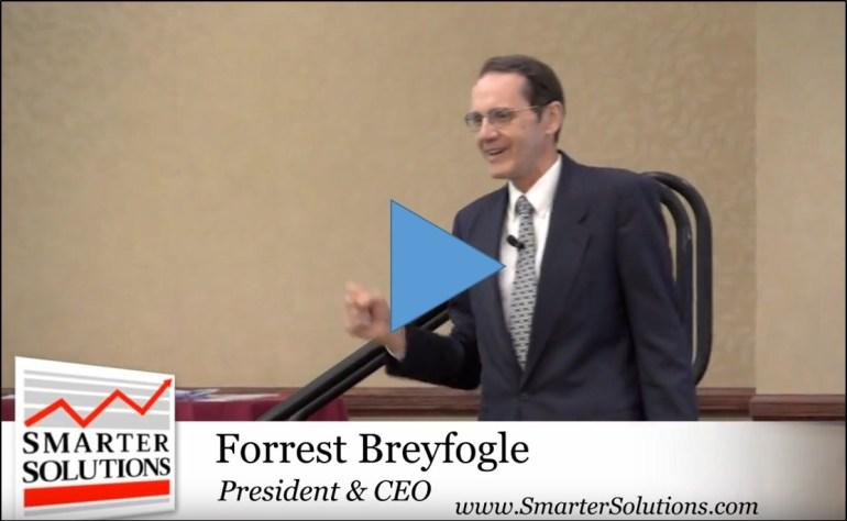business transformation keynote speaker demo
