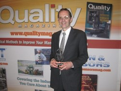 Quality Magazine's 2011 Quality Professional of the Year