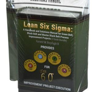 Lean Six Sigma Handbook and Solutions Manual