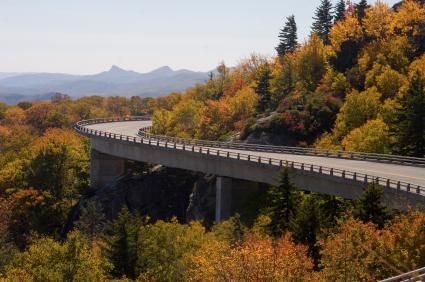 Blue Ridge Parkway, Virginia and North Carolina