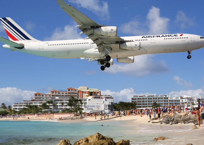 10 Scariest Airports in the World