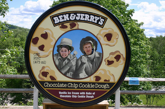 Ben & Jerry's Ice Cream, Waterbury, Vermont
