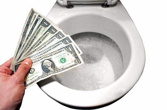 Worst Publicity Stunt - Ryanair's Pay-Per-Pee Toilets Scheme