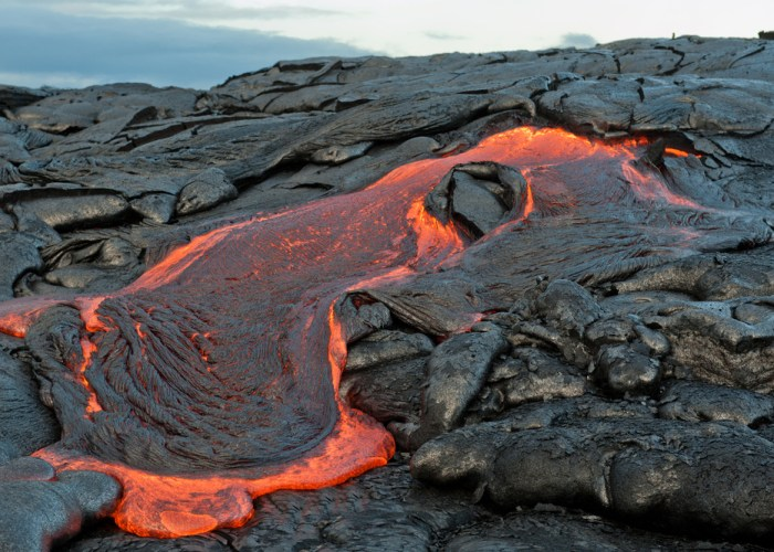 Hawaii Volcanoes National Park: Home to an Active Volcano