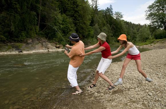 Idaho's All-Inclusive Eco-Adventure Lodge