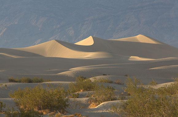 Eureka Dunes, California
