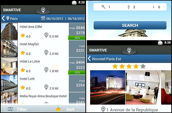 Smartive Hotels