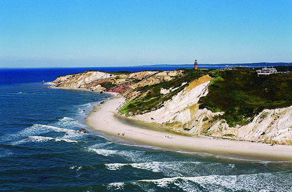 Aquinnah Cliffs, Martha's Vineyard, Massachusetts