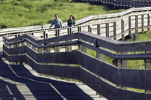 Long Beach Boardwalk, Washington
