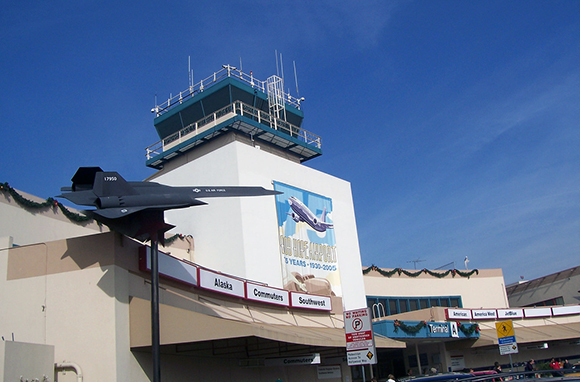 Bob Hope Airport, Burbank, California