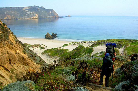 San Miguel Island, Channel Islands National Park, California
