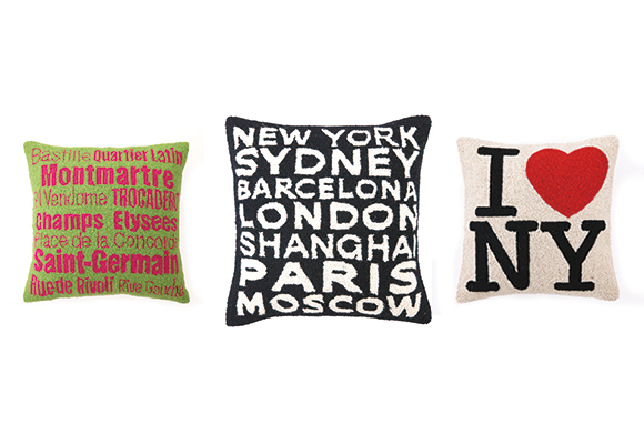 Handcrafted Travel Pillow
