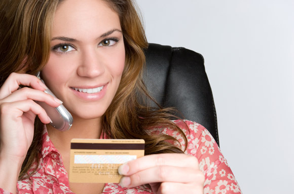 Calling Your Credit Card Company