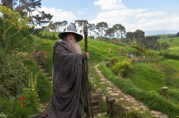 Hobbit Film Locations