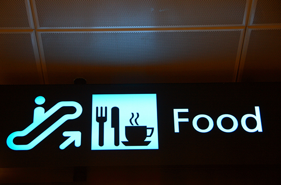 10 Airport Restaurants