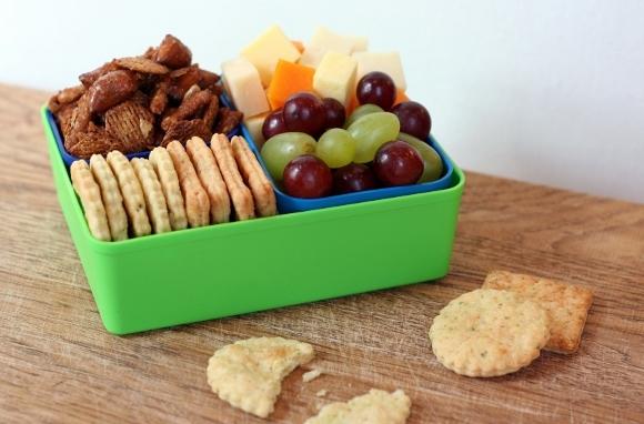 Cheese Bento Box