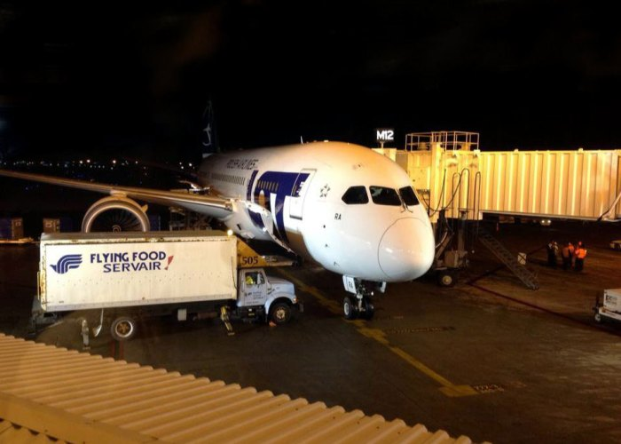 787 Dreamliner Returns with Discounted Fares to Poland