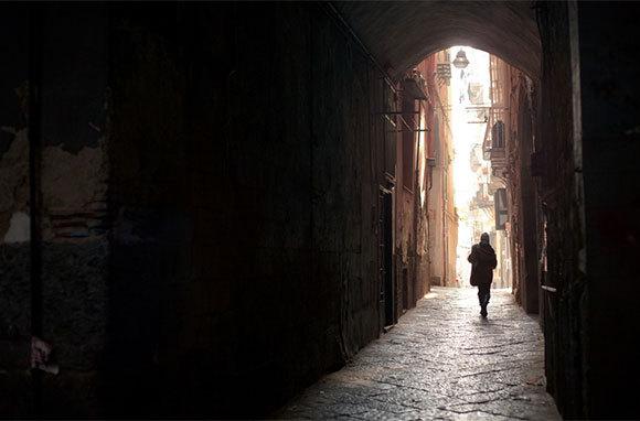 Hang Out In Dark Alleys