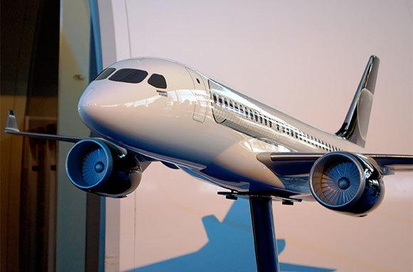 Brand-New: Bombardier C Series
