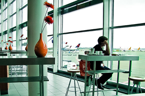 Schiphol Airport, The Netherlands