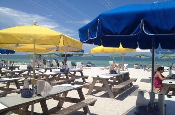 Caddy's on the Beach, Sunset Beach, Florida