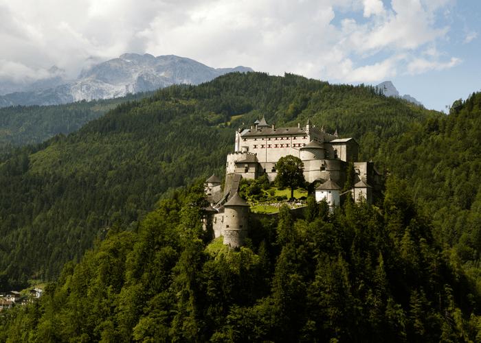 european castle