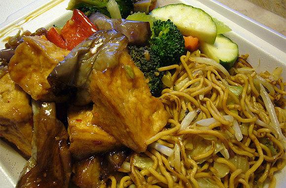 Chow Mein, Panda Express