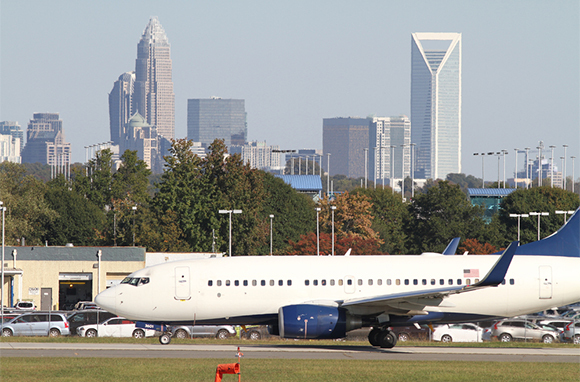 One-Way Coach Airfares