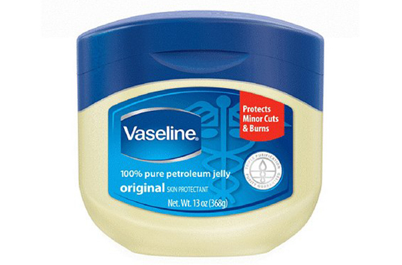 Remove Makeup with Petroleum Jelly