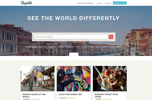 Vayable: Let Local Insiders Guide You