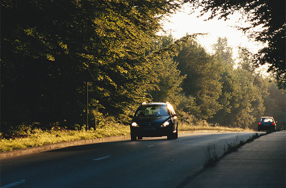 Use Your Headlights 24 Hours a Day in Sweden