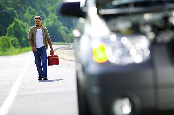 Don't Run Out of Gas on Germany's Autobahn