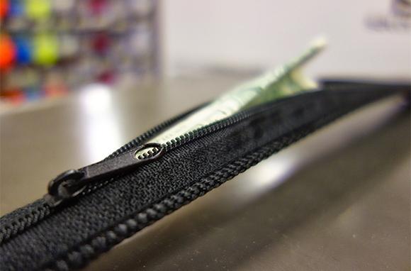 Bison designs t lock money belt